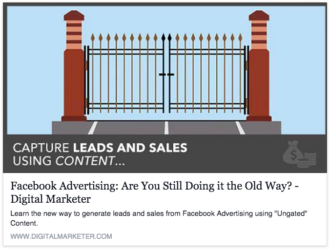 Digital Marketer Facebook Ads