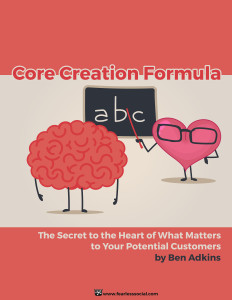 Core Creation Formula Ben Adkins