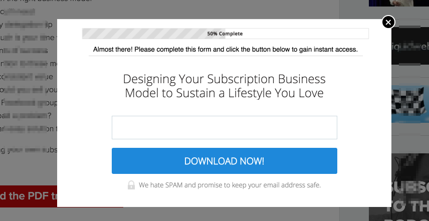 Designing Your Subscription Business Model to Sustain a Lifestyle You Love 2015-12-17 06-26-34