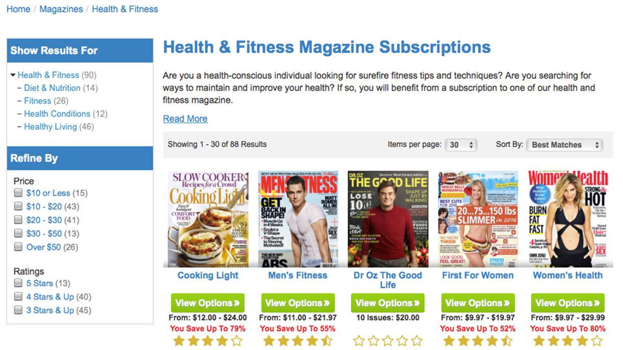 SearchEngine-Magazines