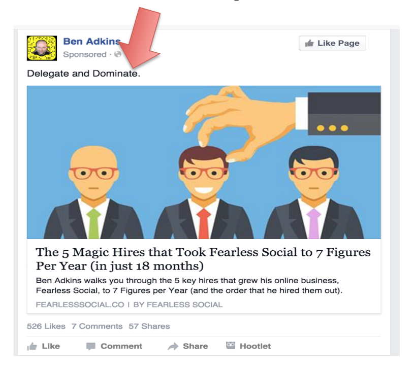 Facebook Ad Tricks